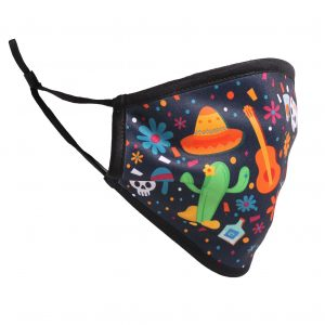 Full Sublimation Mask – Adult